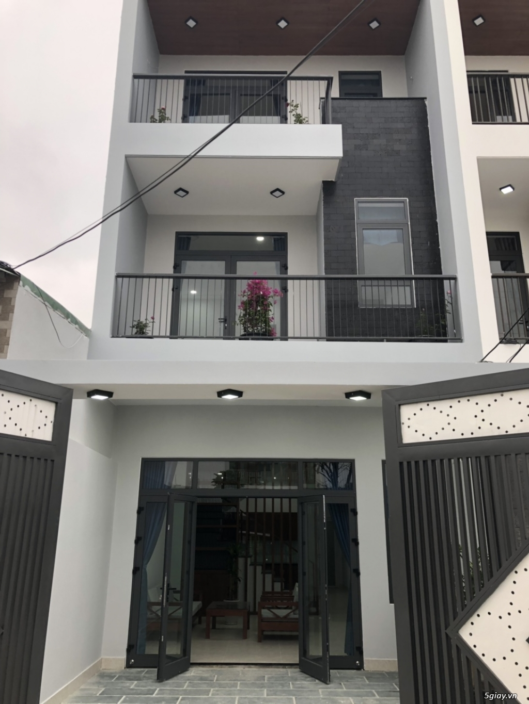 Cần bán gấp nhà mới xây đường Hà Bồng, full nội thất, Cẩm Lệ, Đà Nẵng. - 2