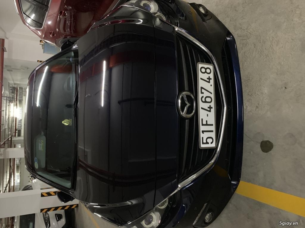 Mazda 3,1.5 All New 2017 Màu Xanh , Nam Xài Kĩ - 2
