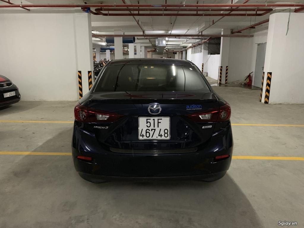 Mazda 3,1.5 All New 2017 Màu Xanh , Nam Xài Kĩ - 9
