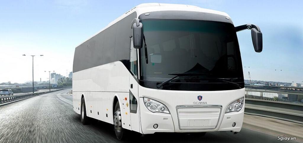 SCANIA luxury coach A50 (50 chỗ) nhập tt Châu Âu 100%