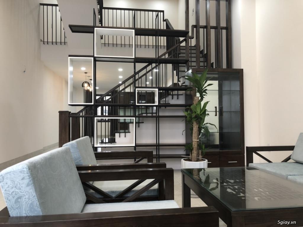 Cần bán gấp nhà mới xây đường Hà Bồng, full nội thất, Cẩm Lệ, Đà Nẵng. - 3