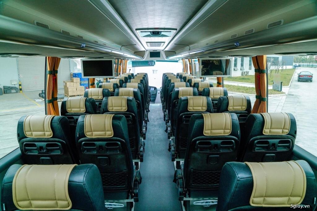 SCANIA luxury coach A50 (50 chỗ) nhập tt Châu Âu 100% - 5