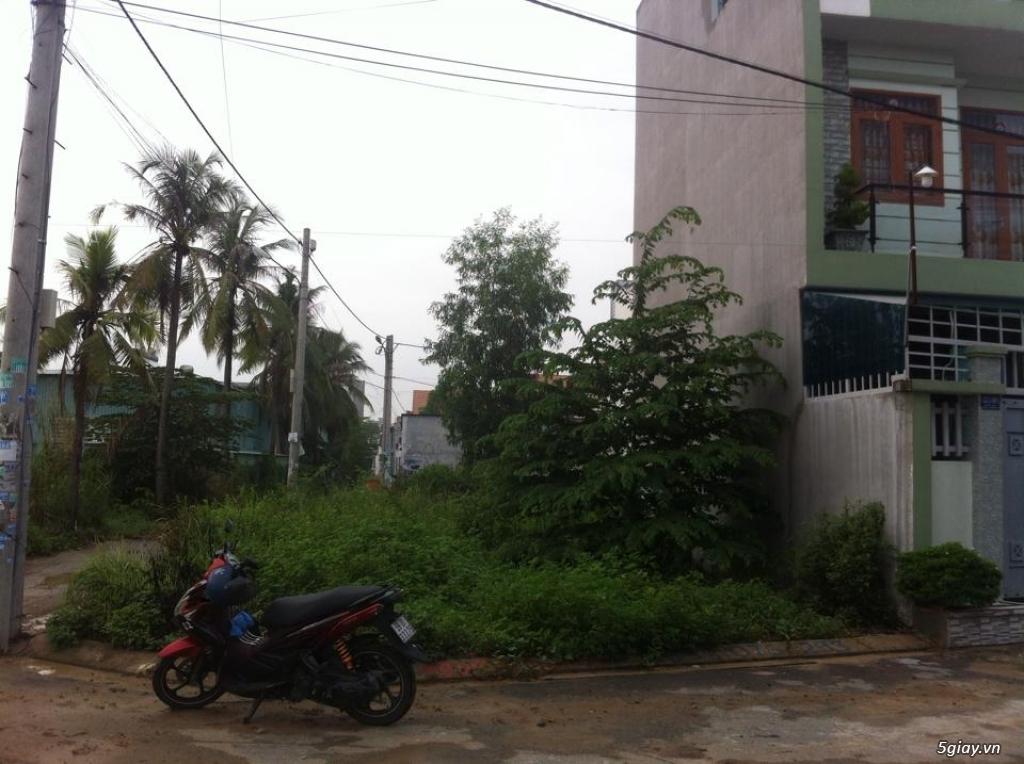 Cần trả nợ gấp, bán lô góc đẹp đường Nguyễn Duy Trinh quận 9, Tp. HCM - 1