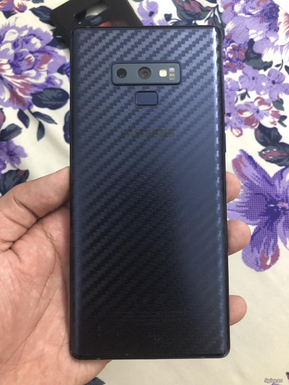 Bán Samsung Note 9 Màu Xanh Bản 6/128 Bảo Hành 23/8/2019