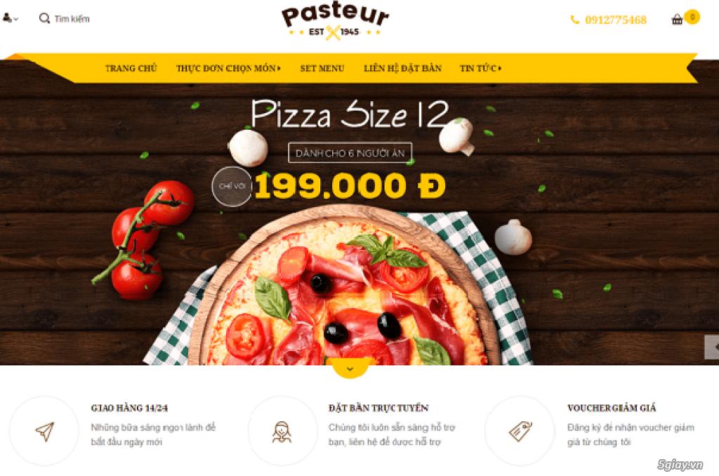 Thiết kế Website Chuyên nghiệp, Giá rẻ chỉ từ 1 triệu VNĐ - 4