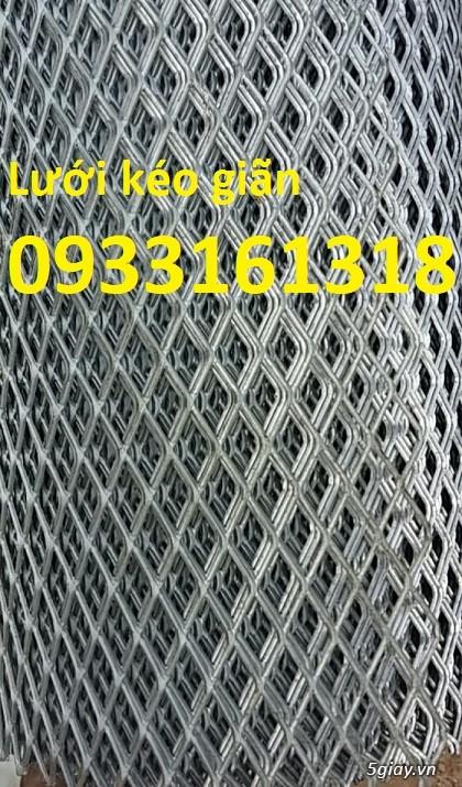 Cung cấp lưới mắt cáo hình thoi, lưới kéo giãn - 2