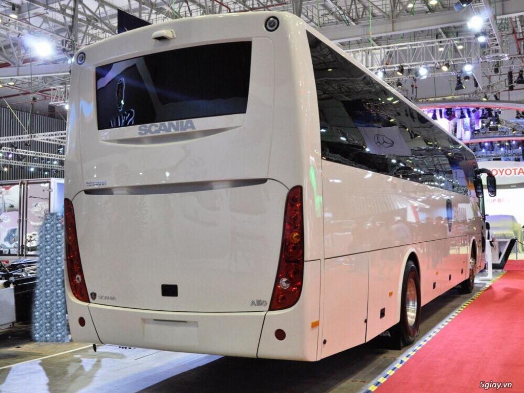 SCANIA luxury coach A50 (50 chỗ) nhập tt Châu Âu 100% - 2