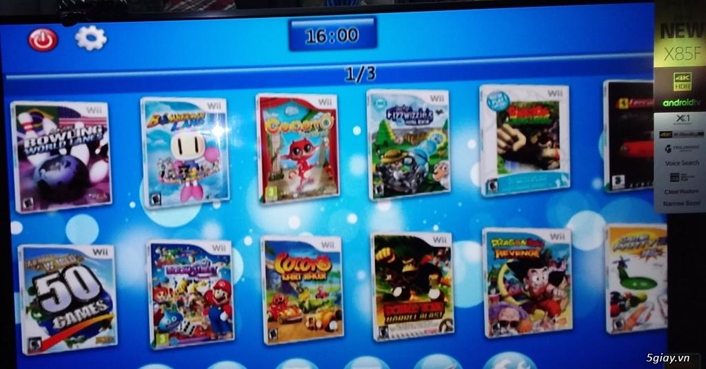 playstation-PS1- PS2- PS3 -PS4-psVITA-PSP-WII-NINTENDO-chuyên PS2 ổ cứng chép game bảo hành 1 đổi 1 - 10