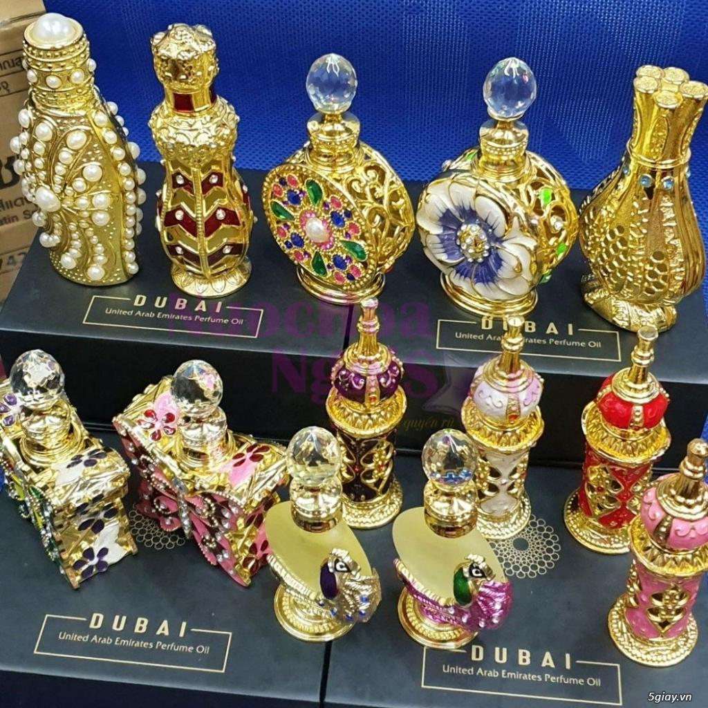Shop nước hoa Ngôi sao bán sỉ - lẻ tinh dầu nước hoa Dubai chính hãng