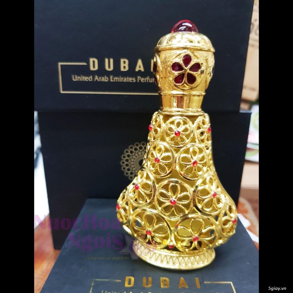 Shop nước hoa Ngôi sao bán sỉ - lẻ tinh dầu nước hoa Dubai chính hãng - 15