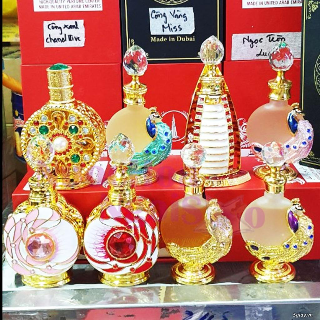 Shop nước hoa Ngôi sao bán sỉ - lẻ tinh dầu nước hoa Dubai chính hãng - 3