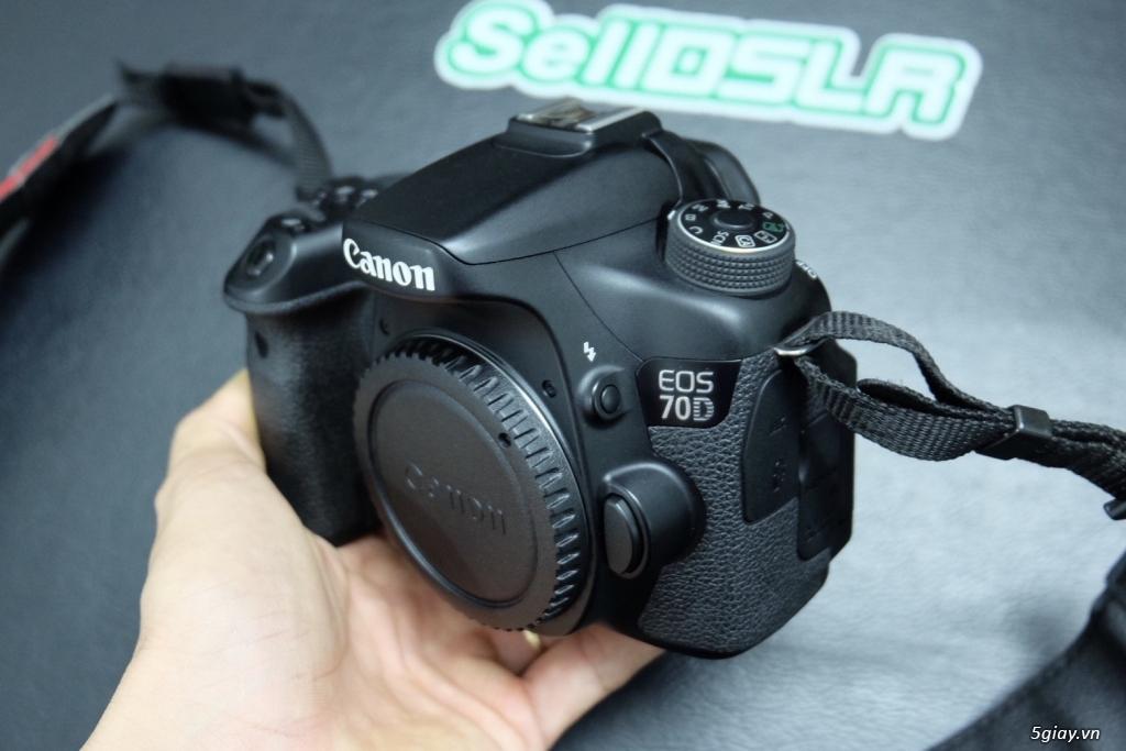 Canon 5D Mark iii / 6D / 70D / 750D / 700D / 650D - 15