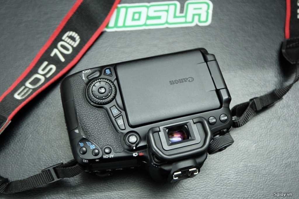 Canon 5D Mark iii / 6D / 70D / 750D / 700D / 650D - 19