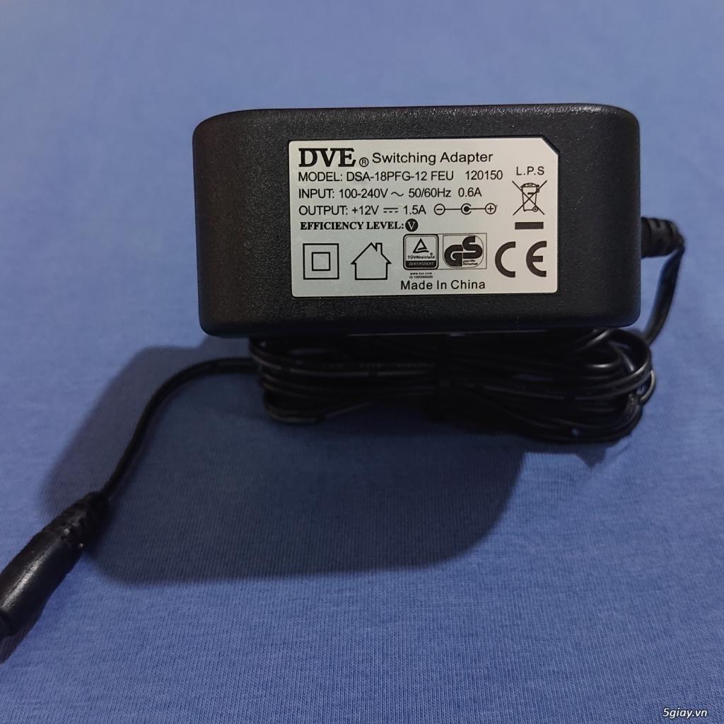 Bộ nguồn, adapter cho modem, router, camera, sạc laptop các loại - 4