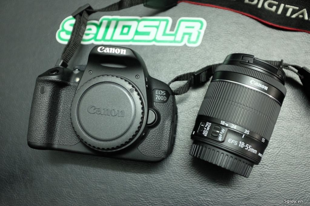 Canon 5D Mark iii / 6D / 70D / 750D / 700D / 650D - 24