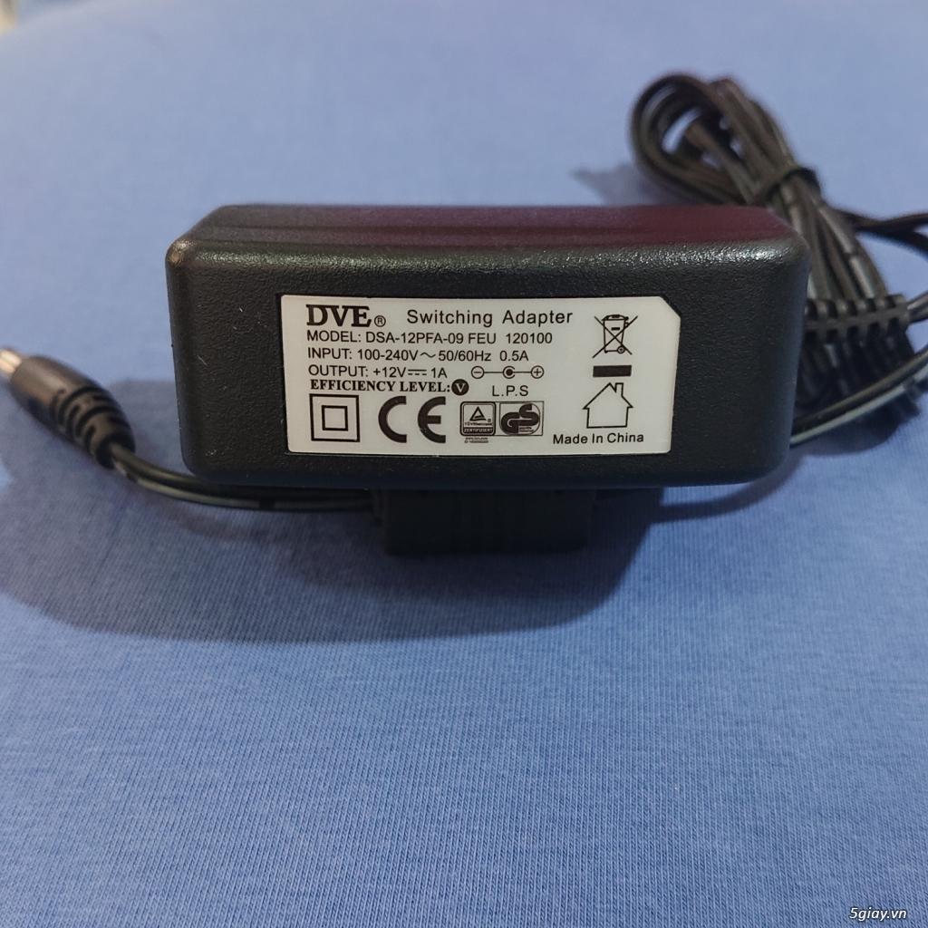 Bộ nguồn, adapter cho modem, router, camera, sạc laptop các loại - 1