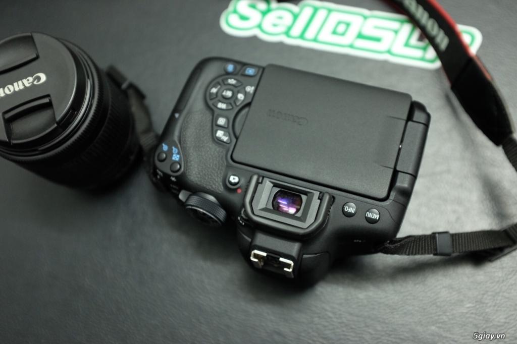 Canon 5D Mark iii / 6D / 70D / 750D / 700D / 650D - 22