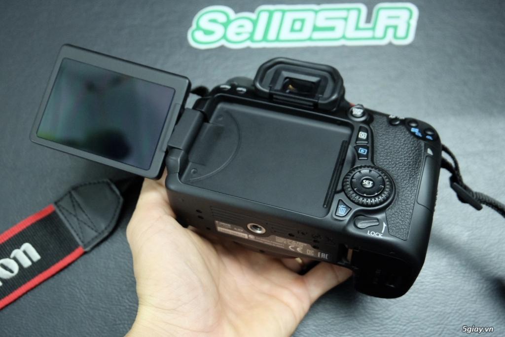 Canon 5D Mark iii / 6D / 70D / 750D / 700D / 650D - 16