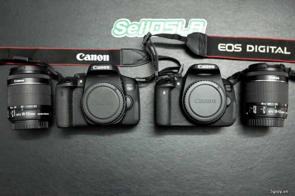 Canon 5D Mark iii / 6D / 70D / 750D / 700D / 650D - 20