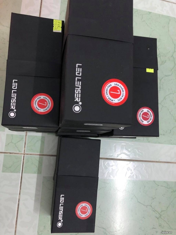 Đèn pin siêu sáng LEDLENSER F1R chính hãng của Đức rẻ nhất thị trường