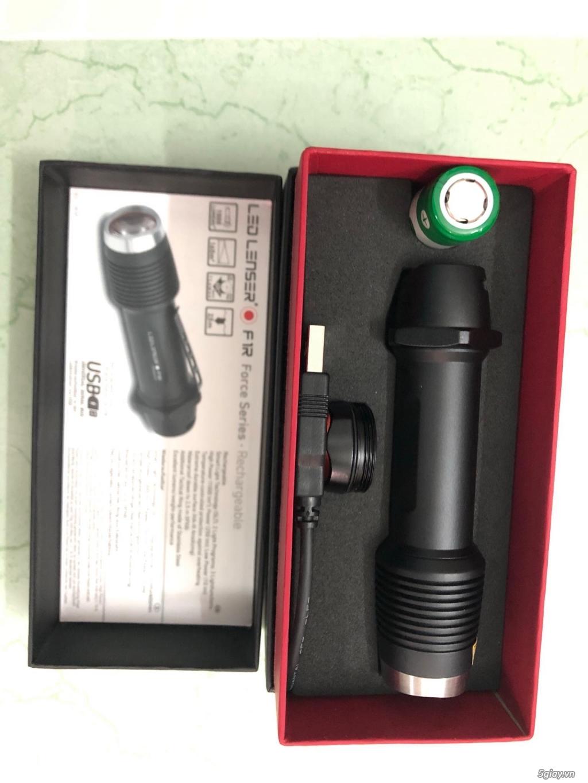 Đèn pin siêu sáng LEDLENSER F1R chính hãng của Đức rẻ nhất thị trường - 4