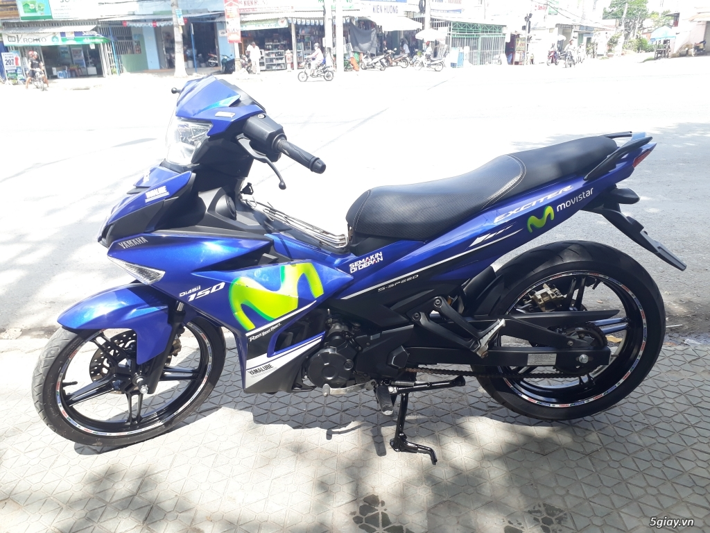 BÁN EXCITER 150CC , TIỀN GIANG . - 1