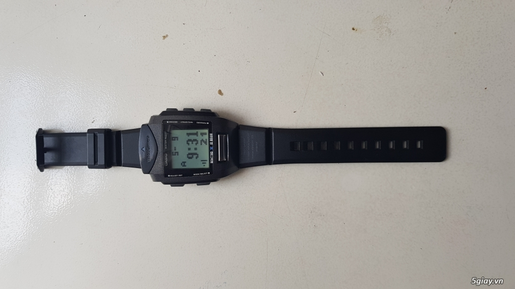 Đồng hồ Casio chụp hình sx năm 2000 - 3