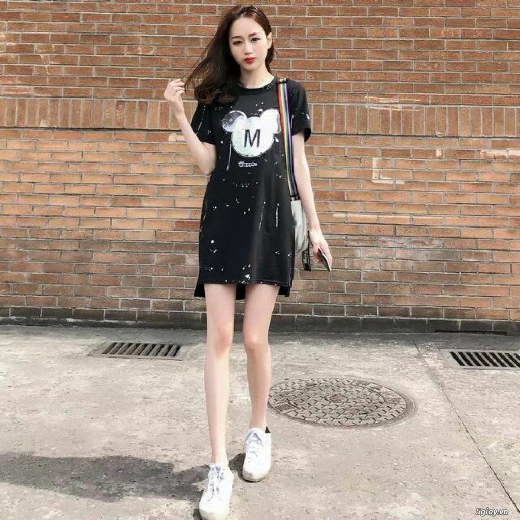 Đầm thời trang giá rẻ - 2