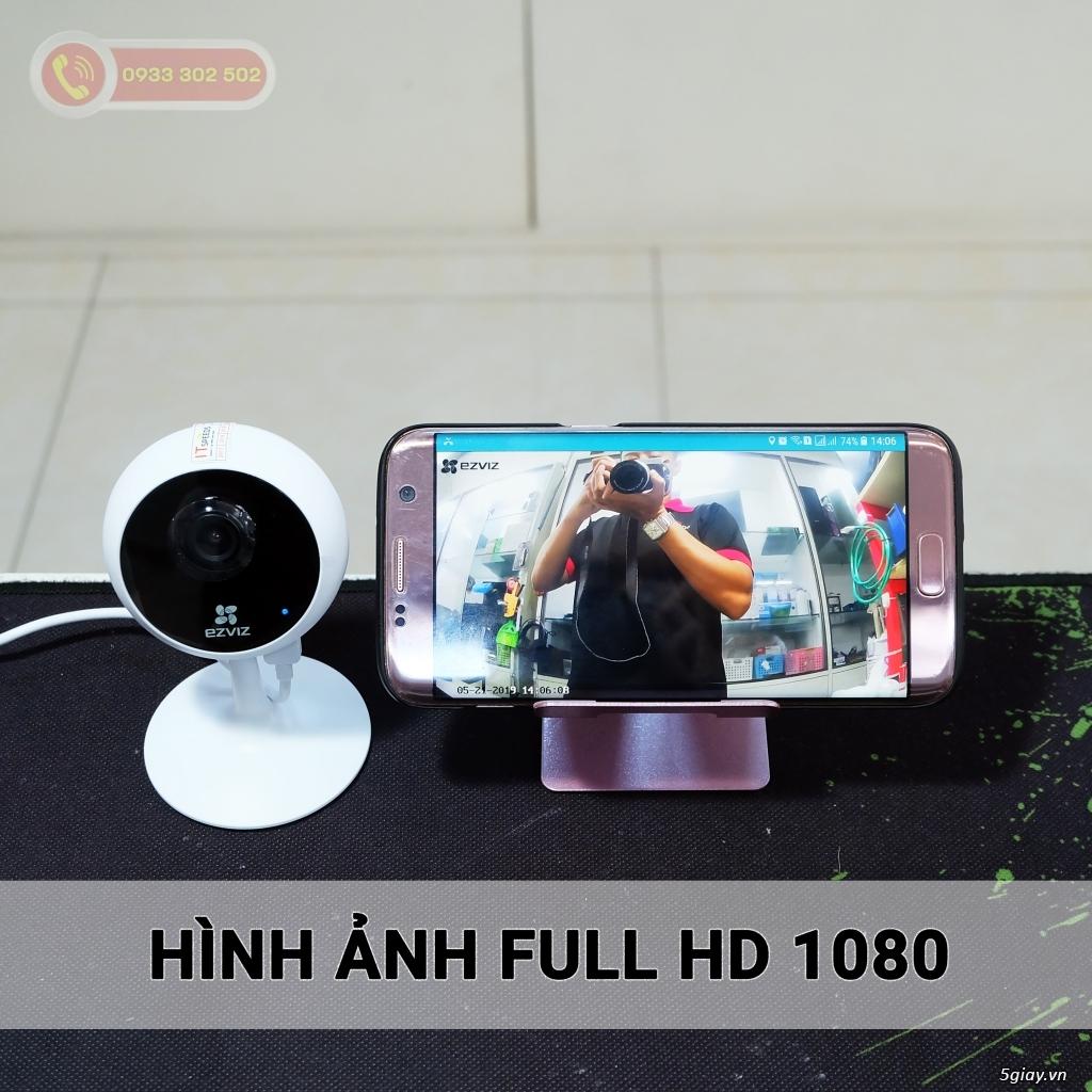 Camera Wifi, xoay 360 độ Ezviz chính hãng Full HD, dễ cài đặt, giá Sỉ - 9