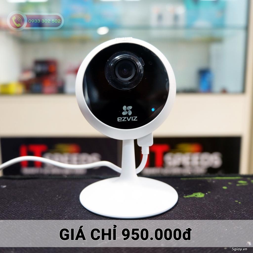 Camera Wifi, xoay 360 độ Ezviz chính hãng Full HD, dễ cài đặt, giá Sỉ - 6