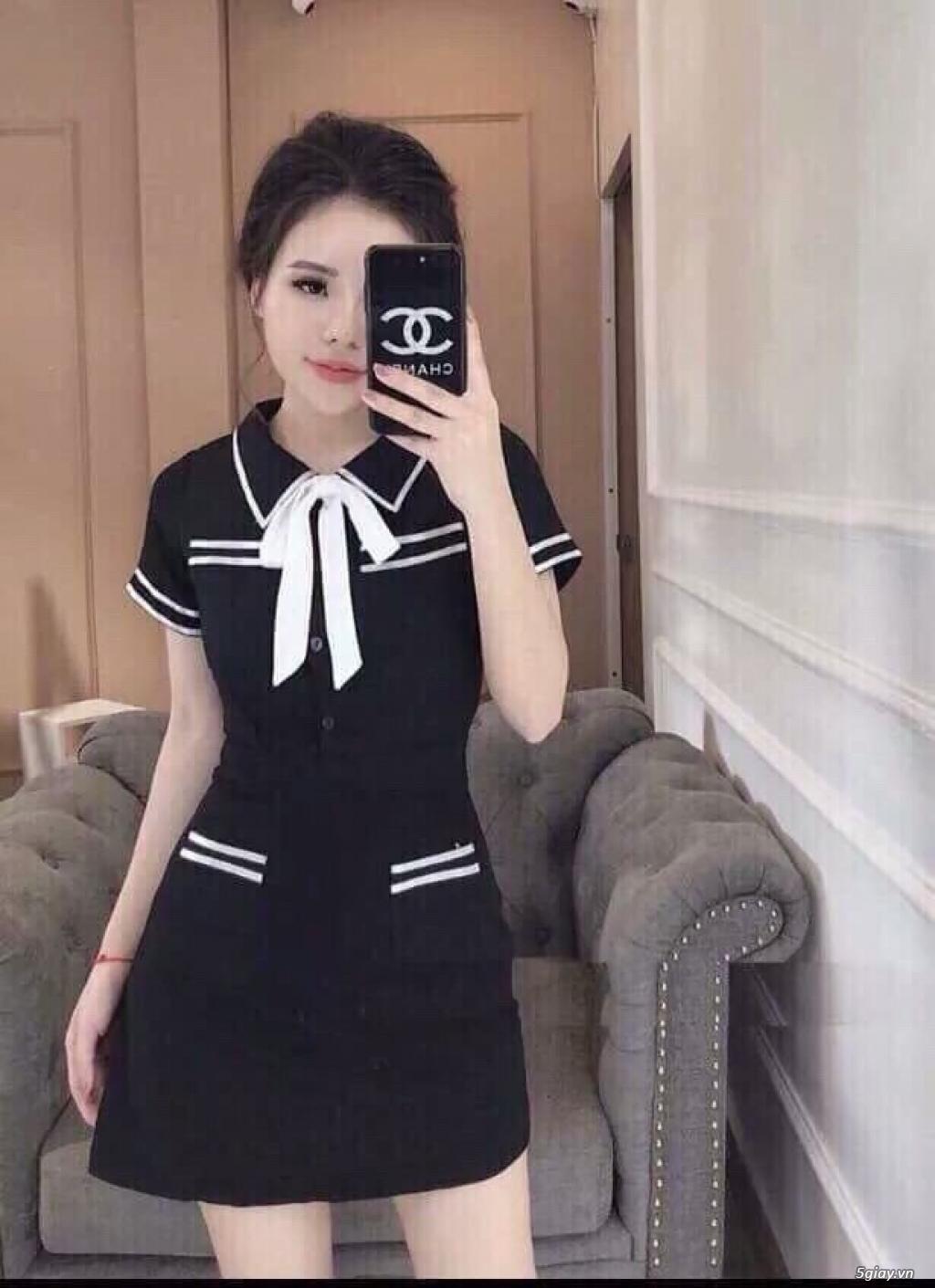 Đầm thời trang giá rẻ - 9
