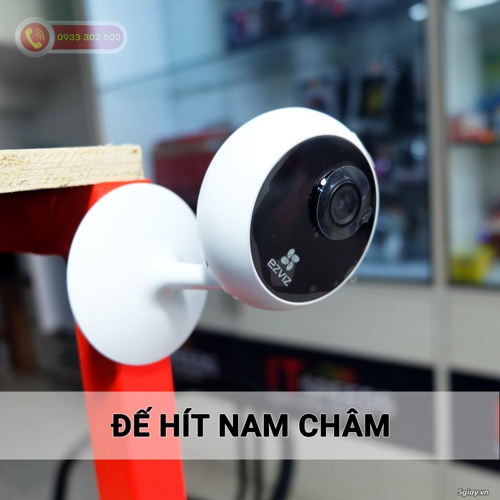 Camera Wifi, xoay 360 độ Ezviz chính hãng Full HD, dễ cài đặt, giá Sỉ - 5