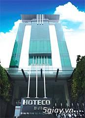 Cho thuê văn phòng tòa nhà Hoteco