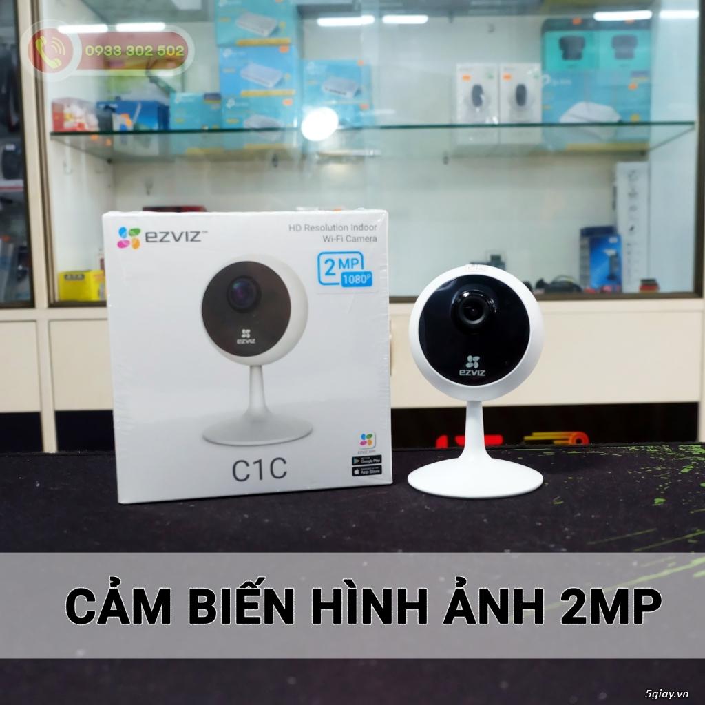 Camera Wifi, xoay 360 độ Ezviz chính hãng Full HD, dễ cài đặt, giá Sỉ - 10