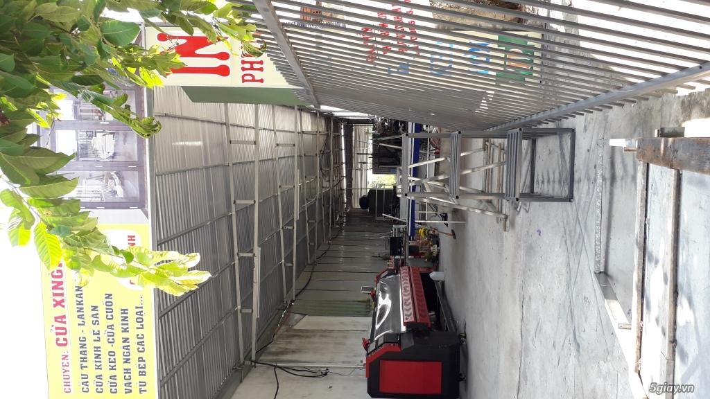 Thanh lý máy in bạt khổ lớn 3m2 - 2