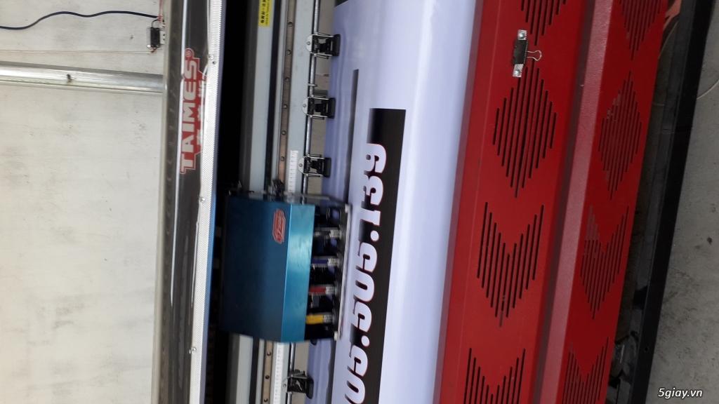 Thanh lý máy in bạt khổ lớn 3m2