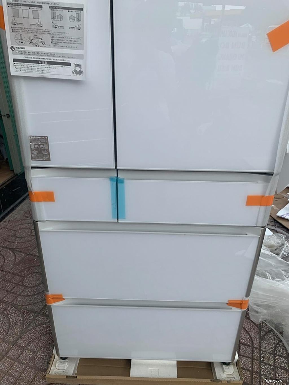 Tủ lạnh R-XG6700H Date cuối 2018 FULL BOX NEW 100% - 3