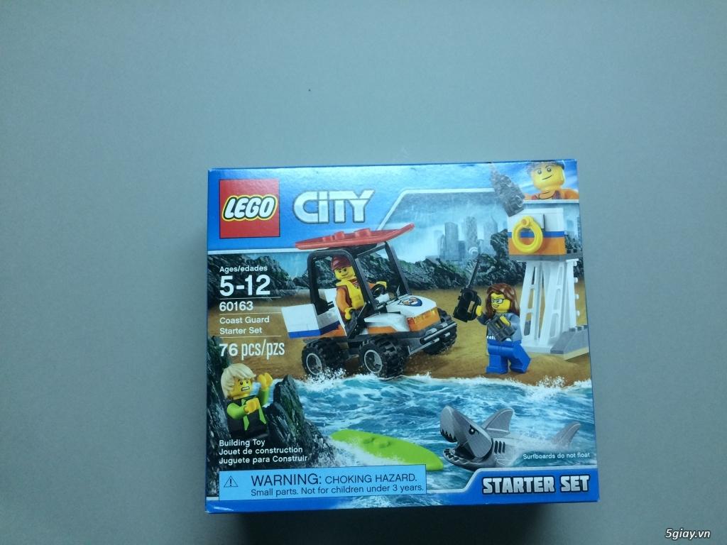 Thanh lý LEGO Chính Hãng (Nguyên seal mới 100%) - 2