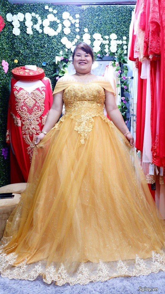 Áo cưới áo vest bigsize Tròn Xinh - 2