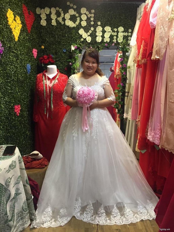 Áo cưới áo vest bigsize Tròn Xinh - 3