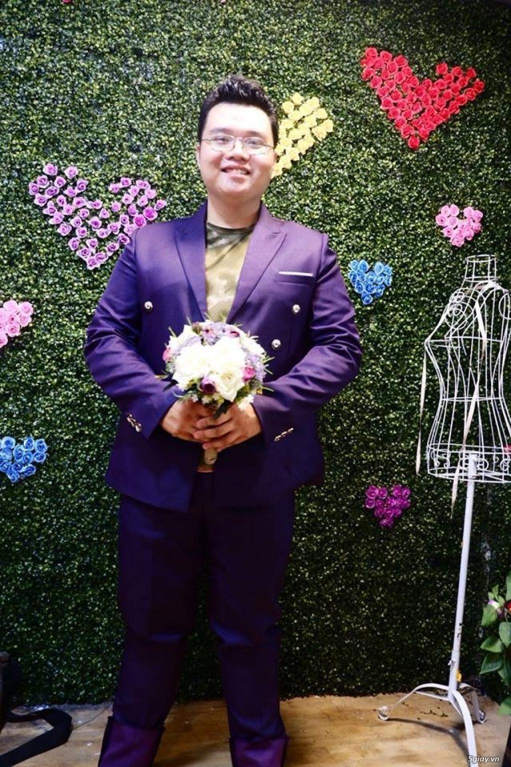 Áo cưới áo vest bigsize Tròn Xinh - 4