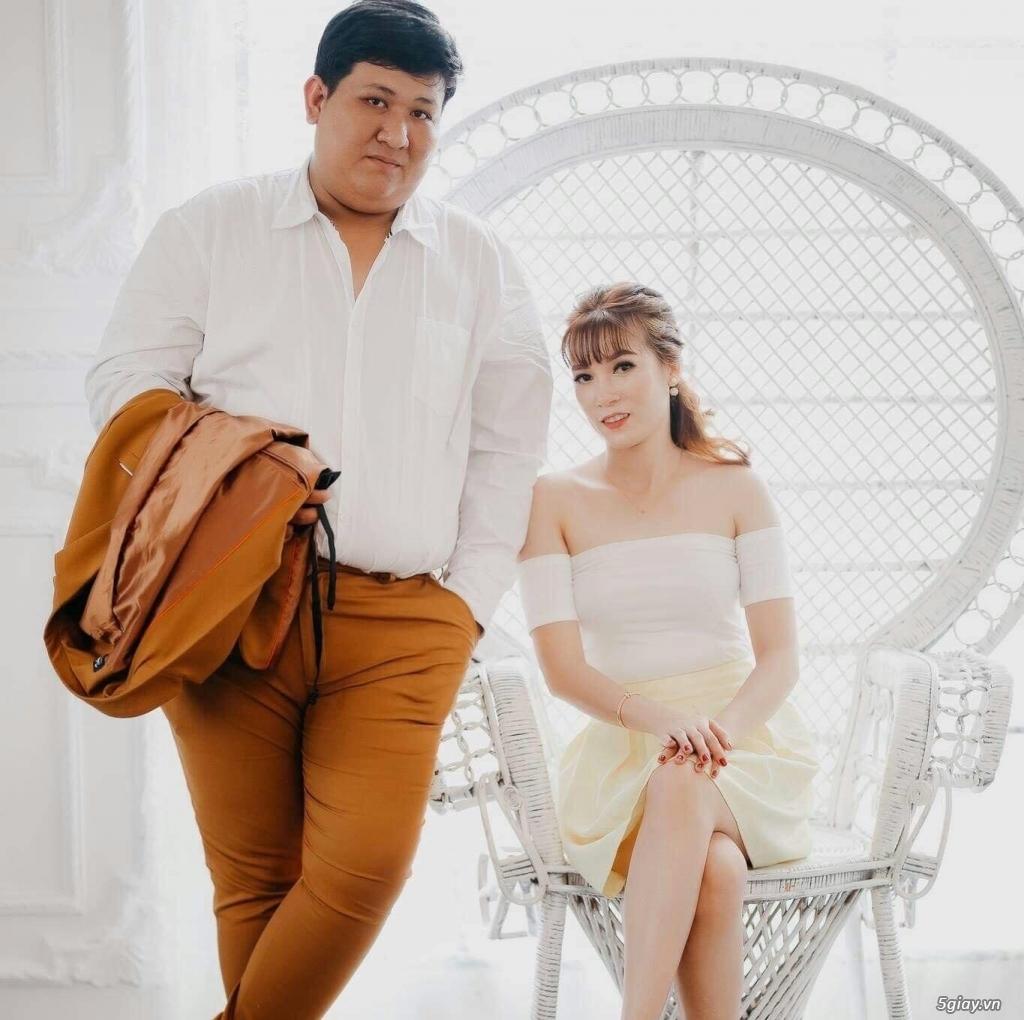 Áo cưới áo vest bigsize Tròn Xinh - 5