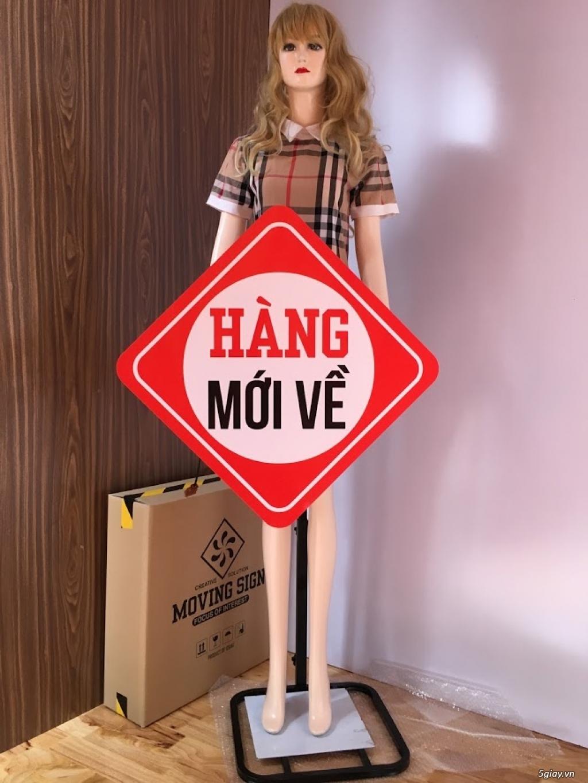 Mosi - Bộ sản phẩm xoay biển tự động dùng cho Shop thời trang