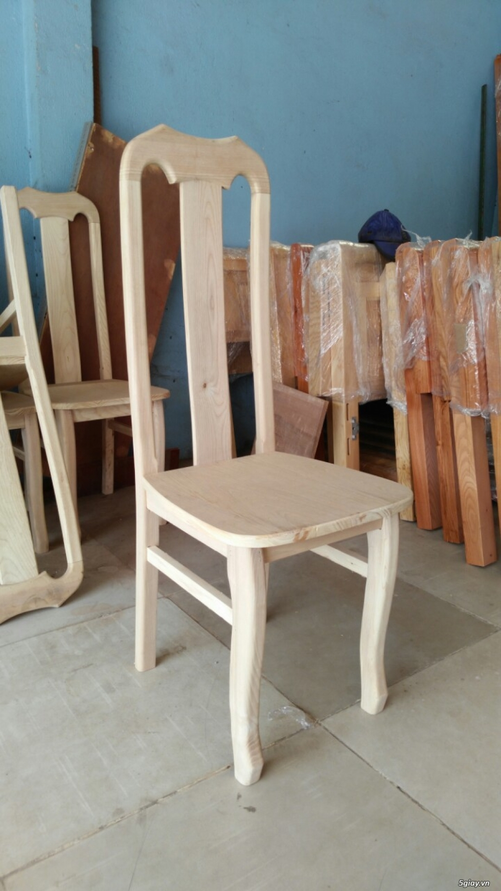 Ghế đầu bò - ghế bàn ăn - ghế hội trường - phòng họp - 5