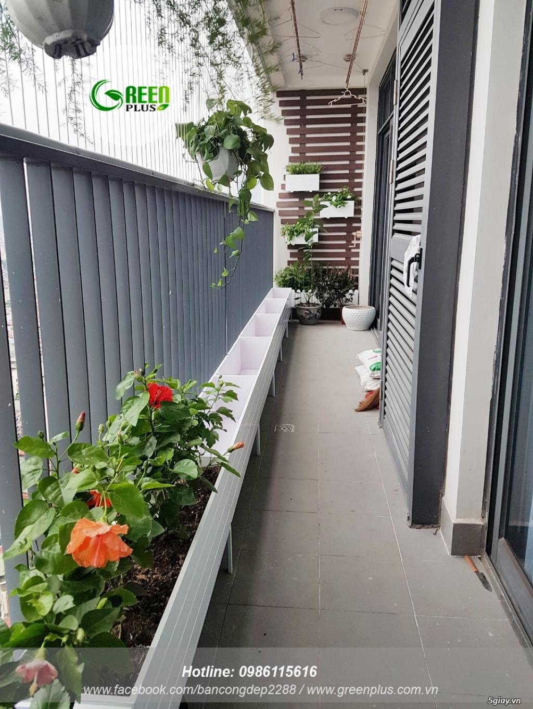 Sân vườn đẹp-Ban công xinh - 2