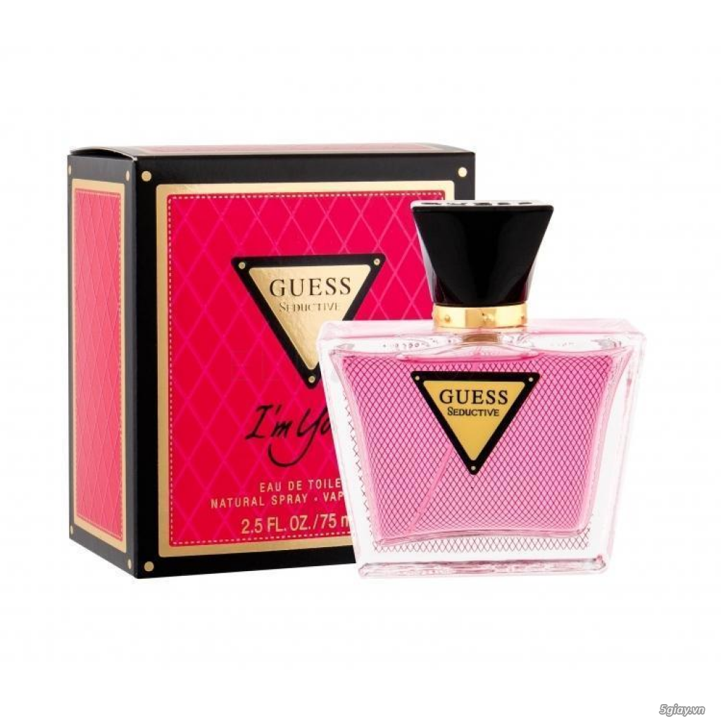 GUESS SEDUCTIVE I´M YOURS 75ml