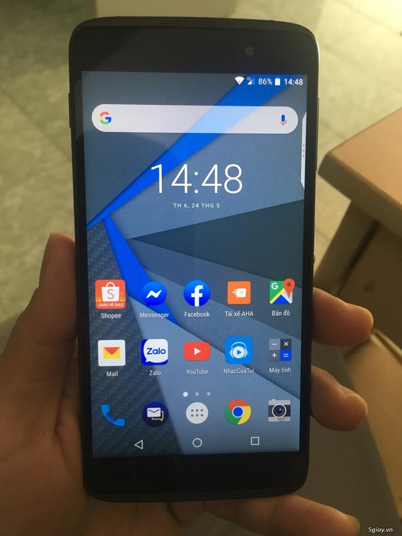 BlackBerry DTEK50 99%, zin nguyên bản, BH 5 tháng, hàng xách tay