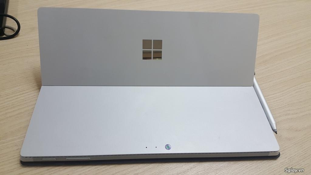 án máy Surface Pro 4 Core i5 6300U/ Ram 4Gb/ SSD 128Gb/ Màn 12.3 QHD - 1