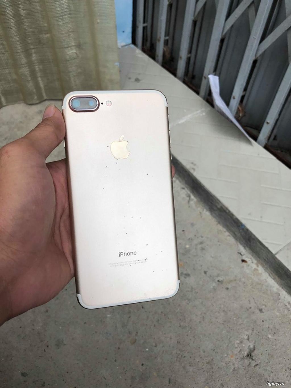 Cần bán iphone 7 plus 128gb Gold  LL hàng quốc tế nguyên zin . - 4
