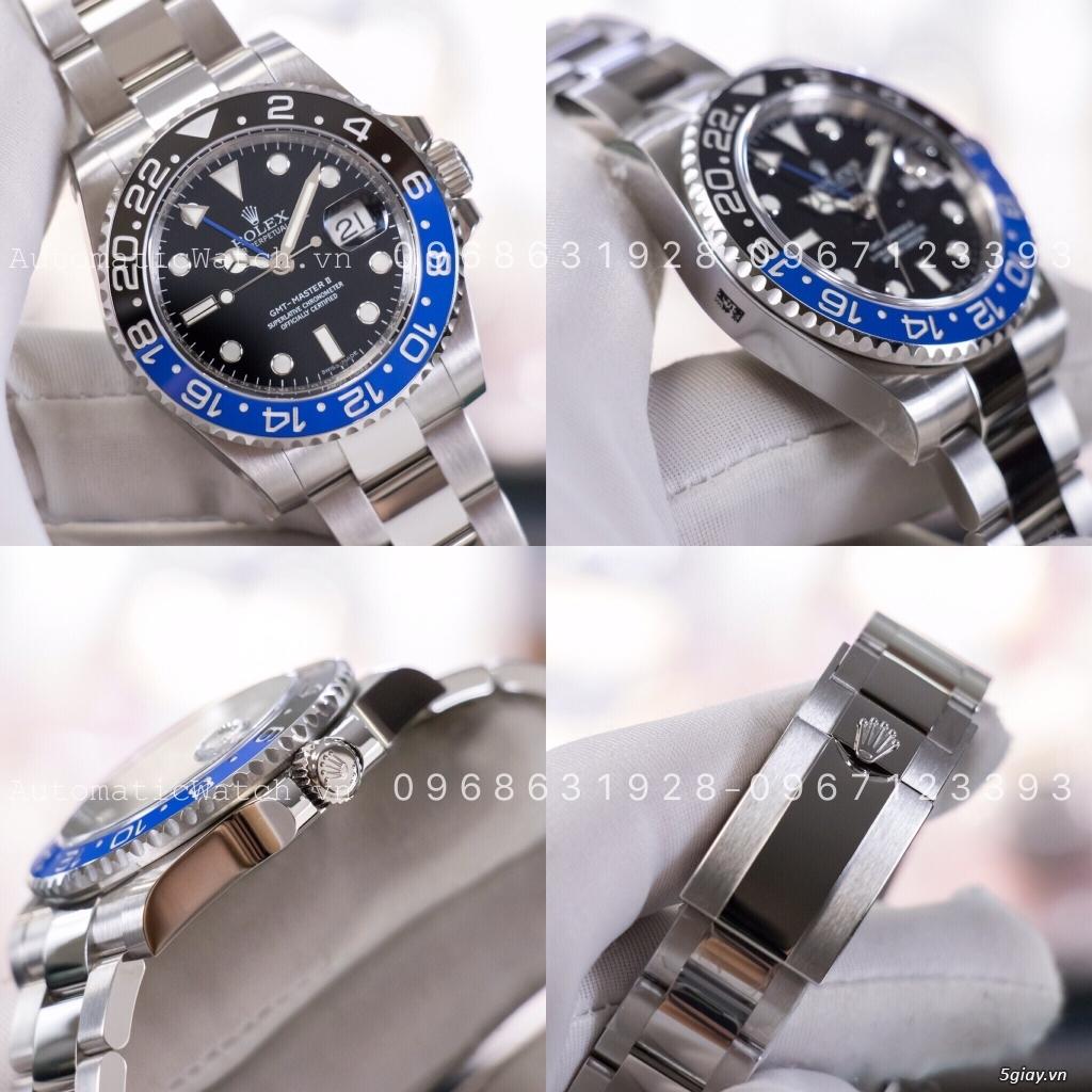 Chuyên đồng hồ Rolex, Omega, Hublot, Patek, JL, Bregue ,Cartier..REPLICA 1:1 AutomaticWatch.vn - 10